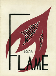 Moon High School - Flame Yearbook (Coraopolis, PA) online yearbook collection, 1958 Edition, Page 1
