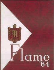 1964 Edition, Moon High School - Flame Yearbook (Coraopolis, PA)
