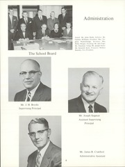 Page 10, 1964 Edition, Moon High School - Flame Yearbook (Coraopolis, PA) online yearbook collection