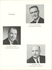 Page 11, 1964 Edition, Moon High School - Flame Yearbook (Coraopolis, PA) online yearbook collection
