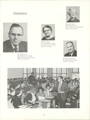 Page 13, 1964 Edition, Moon High School - Flame Yearbook (Coraopolis, PA) online yearbook collection