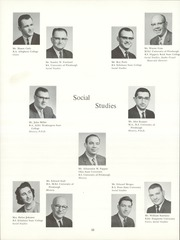 Page 14, 1964 Edition, Moon High School - Flame Yearbook (Coraopolis, PA) online yearbook collection