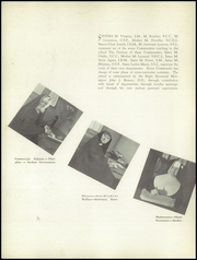 Page 12, 1939 Edition, West Philadelphia Catholic Girls High School - Gleam Yearbook (Philadelphia, PA) online yearbook collection