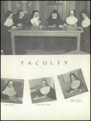 Page 13, 1939 Edition, West Philadelphia Catholic Girls High School - Gleam Yearbook (Philadelphia, PA) online yearbook collection