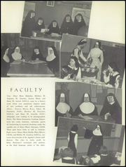 Page 15, 1939 Edition, West Philadelphia Catholic Girls High School - Gleam Yearbook (Philadelphia, PA) online yearbook collection