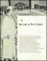 Page 8, 1958 Edition, West Philadelphia Catholic Girls High School - Gleam Yearbook (Philadelphia, PA) online yearbook collection