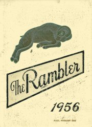 1956 Edition, Spring Ford High School - Rambler Yearbook (Royersford, PA)