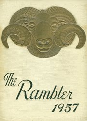 1957 Edition, Spring Ford High School - Rambler Yearbook (Royersford, PA)