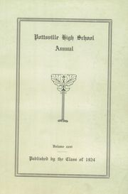 Page 3, 1924 Edition, Pottsville High School - Hi S Potts Yearbook (Pottsville, PA) online yearbook collection
