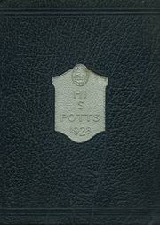 Page 1, 1928 Edition, Pottsville High School - Hi S Potts Yearbook (Pottsville, PA) online yearbook collection