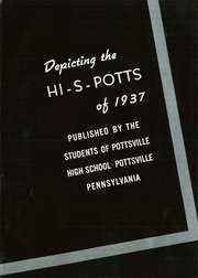 Page 5, 1937 Edition, Pottsville High School - Hi S Potts Yearbook (Pottsville, PA) online yearbook collection