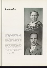 Page 6, 1937 Edition, Pottsville High School - Hi S Potts Yearbook (Pottsville, PA) online yearbook collection