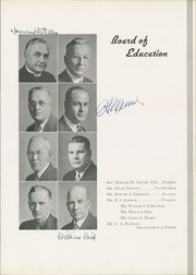 Page 7, 1937 Edition, Pottsville High School - Hi S Potts Yearbook (Pottsville, PA) online yearbook collection