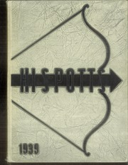 1939 Edition, Pottsville High School - Hi S Potts Yearbook (Pottsville, PA)