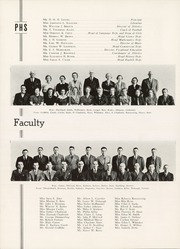 Page 10, 1939 Edition, Pottsville High School - Hi S Potts Yearbook (Pottsville, PA) online yearbook collection