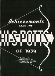 Page 5, 1939 Edition, Pottsville High School - Hi S Potts Yearbook (Pottsville, PA) online yearbook collection