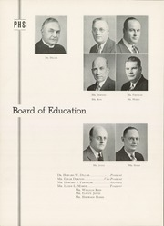 Page 8, 1939 Edition, Pottsville High School - Hi S Potts Yearbook (Pottsville, PA) online yearbook collection