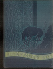 1945 Edition, Pottsville High School - Hi S Potts Yearbook (Pottsville, PA)