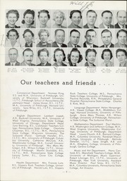 Page 10, 1941 Edition, Indiana High School - L Indien Yearbook (Indiana, PA) online yearbook collection