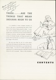 Page 6, 1941 Edition, Indiana High School - L Indien Yearbook (Indiana, PA) online yearbook collection