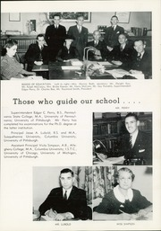 Page 9, 1941 Edition, Indiana High School - L Indien Yearbook (Indiana, PA) online yearbook collection