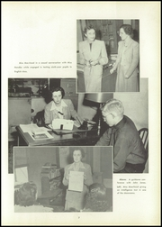 Page 11, 1950 Edition, Indiana High School - L Indien Yearbook (Indiana, PA) online yearbook collection