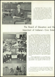 Page 14, 1950 Edition, Indiana High School - L Indien Yearbook (Indiana, PA) online yearbook collection