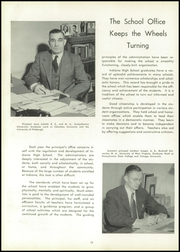 Page 16, 1950 Edition, Indiana High School - L Indien Yearbook (Indiana, PA) online yearbook collection