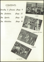 Page 9, 1950 Edition, Indiana High School - L Indien Yearbook (Indiana, PA) online yearbook collection
