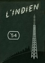 Page 1, 1954 Edition, Indiana High School - L Indien Yearbook (Indiana, PA) online yearbook collection