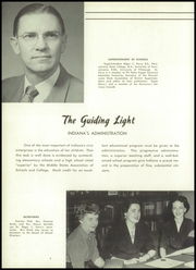Page 10, 1954 Edition, Indiana High School - L Indien Yearbook (Indiana, PA) online yearbook collection