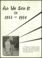 Page 6, 1954 Edition, Indiana High School - L Indien Yearbook (Indiana, PA) online yearbook collection