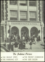 Page 8, 1954 Edition, Indiana High School - L Indien Yearbook (Indiana, PA) online yearbook collection