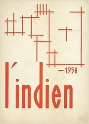 Page 1, 1958 Edition, Indiana High School - L Indien Yearbook (Indiana, PA) online yearbook collection