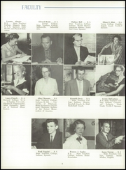 Page 10, 1958 Edition, Indiana High School - L Indien Yearbook (Indiana, PA) online yearbook collection