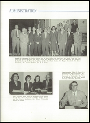 Page 8, 1958 Edition, Indiana High School - L Indien Yearbook (Indiana, PA) online yearbook collection