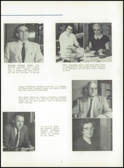 Page 9, 1958 Edition, Indiana High School - L Indien Yearbook (Indiana, PA) online yearbook collection