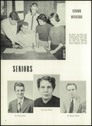 Page 16, 1953 Edition, Hopewell High School - Viking Yearbook (Aliquippa, PA) online yearbook collection