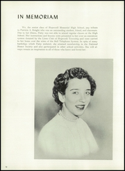 Page 16, 1956 Edition, Hopewell High School - Viking Yearbook (Aliquippa, PA) online yearbook collection