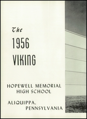 Page 6, 1956 Edition, Hopewell High School - Viking Yearbook (Aliquippa, PA) online yearbook collection