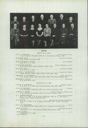 Page 12, 1937 Edition, Penn Manor High School - Trumpeter Yearbook (Millersville, PA) online yearbook collection