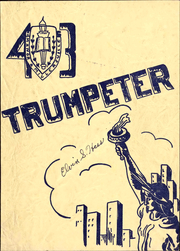 1943 Edition, Penn Manor High School - Trumpeter Yearbook (Millersville, PA)