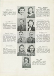 Page 11, 1945 Edition, Penn Manor High School - Trumpeter Yearbook (Millersville, PA) online yearbook collection