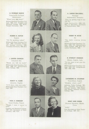 Page 10, 1948 Edition, Penn Manor High School - Trumpeter Yearbook (Millersville, PA) online yearbook collection