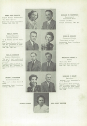 Page 11, 1948 Edition, Penn Manor High School - Trumpeter Yearbook (Millersville, PA) online yearbook collection