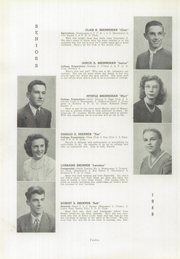 Page 16, 1948 Edition, Penn Manor High School - Trumpeter Yearbook (Millersville, PA) online yearbook collection