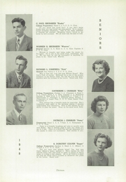 Page 17, 1948 Edition, Penn Manor High School - Trumpeter Yearbook (Millersville, PA) online yearbook collection