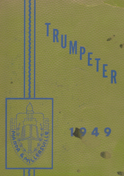 1949 Edition, Penn Manor High School - Trumpeter Yearbook (Millersville, PA)