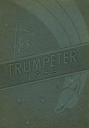 1953 Edition, Penn Manor High School - Trumpeter Yearbook (Millersville, PA)