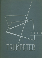 1958 Edition, Penn Manor High School - Trumpeter Yearbook (Millersville, PA)